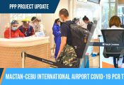 Mactan-Cebu International Airport Begins Operations of the Philippines' 1st Airport-Dedicated Covid-19 PCR Testing Laboratory