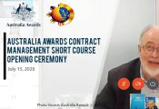PPP Center, Australia Awards boost partnership with new training program