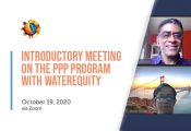Introductory Meeting on the PPP Program with WaterEquity for South Asia