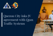 Quezon City inks JV agreement with Qpax Traffic Systems