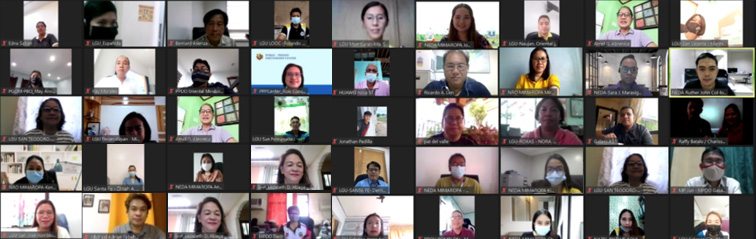 Image of Attendees