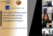 OCBA on Special Topic on Sectoral PPPs: Solid Waste Management (SWM) Projects