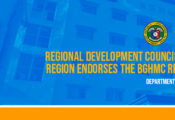 Slider/banner of RDC endorsement of BGHMC