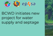 Banner for Bislig Water Supply and Septage roject