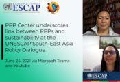 banner for UNESCAP SEA policy dialogue