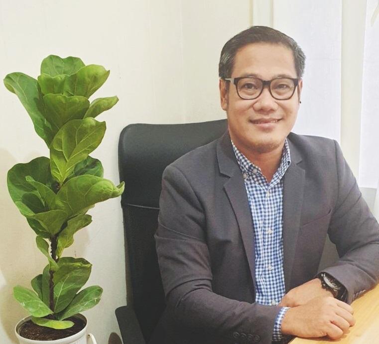 Picture of Deputy Executive Director Eleazar E. Ricote