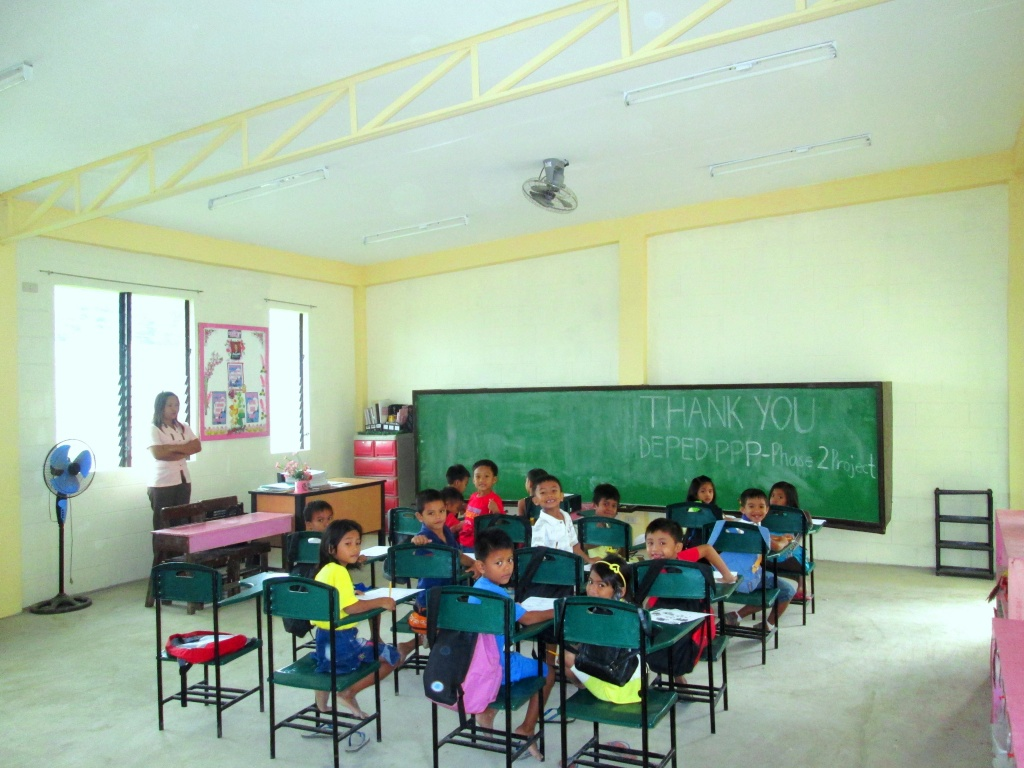 Ppp For School Infrastructure Project Psip Phase Ii Ppp