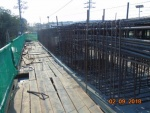 CALAX viaduct construction photo-4