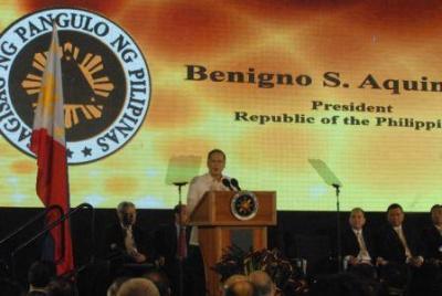 President Benigno S. Aquino III