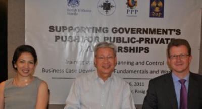 PPPC & UK Embassy Presscon