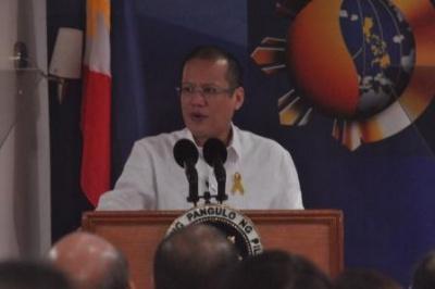 His Excellency President Benigno S. Aquino III