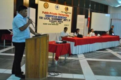 Mayor Ferdinand Amante Jr. of Butuan City