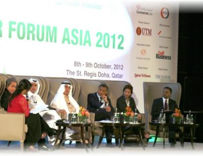 Investment Forum Asia 2012