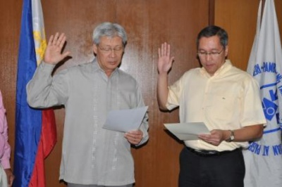 View the album Oathtaking of ED Philamer C. Torio