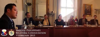 Sweden-Phil Bilateral Consultation